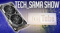 Aurelien_Sama: Tech_Sama Show - Episode 112 - Tech_Sama Show #112 : RX 5700 Custom sont là ! YouTube contre...