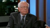 Jimmy Kimmel Live - Episode 95 - Bernie Sanders, Eugenio Derbez, The Raconteurs