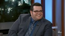 "Jimmy Kimmel Live - Episode 102 - Josh Gad, Michael ""The Miz"" Mizanin, Chris Janson"