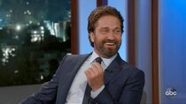 Jimmy Kimmel Live - Episode 107 - Gerard Butler, David Alan Grier, The Avett Brothers