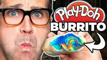 Good Mythical Morning - Episode 3 - What's In My Burrito? (GAME)