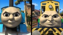 Thomas The Tank Engine & Friends - Episode 10 - Grudge Match