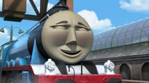 Thomas The Tank Engine & Friends - Episode 7 - Gordon Gets the Giggles