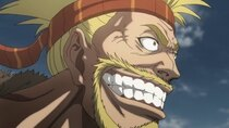 Vinland Saga - Episode 9 - The Battle of London Bridge