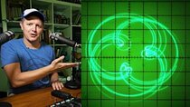 Smarter Every Day - Episode 224 - Drawing with Sound (Oscilloscope Music)