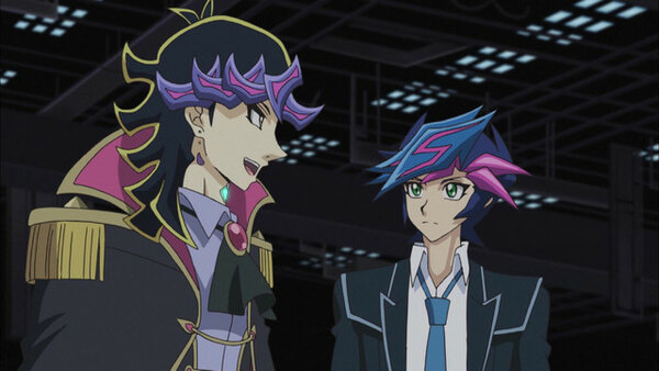 Yuu Gi Ou: Vrains - Ep. 117 - Parallel Paths