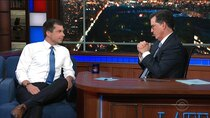 The Late Show with Stephen Colbert - Episode 3 - Mayor Pete Buttigieg, Graham Norton