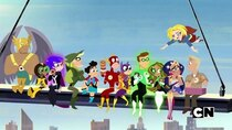 DC Super Hero Girls - Episode 21 - #DCSuperHeroBoys (2)
