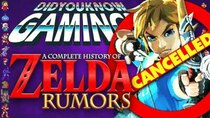 Did You Know Gaming? - Episode 323 - A Complete History of Zelda Rumors (Part 2)
