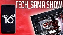 Aurelien_Sama: Tech_Sama Show - Episode 115 - Tech_Sama Show #115 : Android 10, GTX 1660 Super? Sama PC 2019