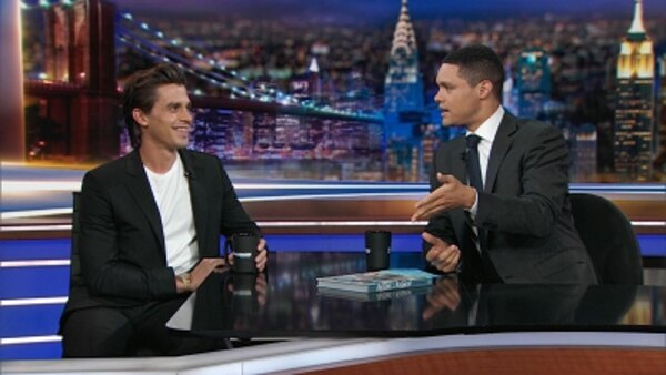 The Daily Show - S24E148 - Antoni Porowski