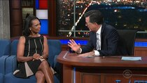 The Late Show with Stephen Colbert - Episode 4 - Condoleezza Rice, Bill Skarsgard, BANKS