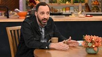Rachael Ray - Episode 4 - Veep star Tony Hale is Joining Rachael in The Kitchen as Her...