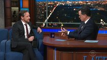 The Late Show with Stephen Colbert - Episode 6 - James McAvoy, Stephen King, Vampire Weekend