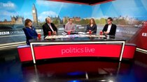 Politics Live - Episode 141 - 13/09/2019