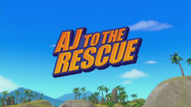 Blaze and the Monster Machines - Episode 2 - AJ to the Rescue