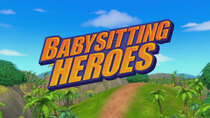 Blaze and the Monster Machines - Episode 4 - Babysitting Heroes