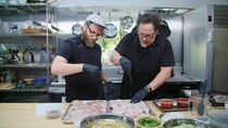 The Chef Show - Episode 9 - Seth Rogen