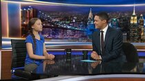 The Daily Show - Episode 150 - Greta Thunberg