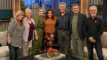 Rachael Ray - Episode 6 - The cast of The Brady Bunch is hanging with Rach today
