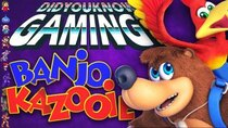 Did You Know Gaming? - Episode 324 - Banjo-Kazooie Secrets