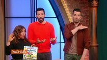 Rachael Ray - Episode 7 - It's show and tell with HGTV's Property Brothers