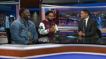 The Daily Show - Episode 153 - Bashir Salahuddin & Diallo Riddle