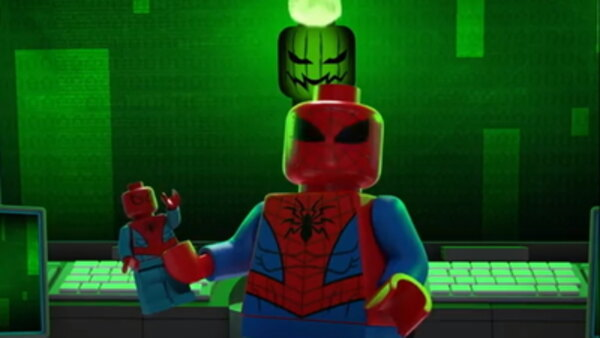 LEGO Marvel Super Heroes: Maximum Overload! - S05E02 - Spider-Man Vexed By Venom: Spidey's Dream Lab