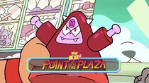 OK K.O.! Let's Be Heroes - Episode 9 - Point to the Plaza