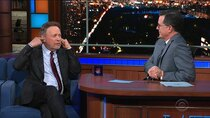 The Late Show with Stephen Colbert - Episode 10 - Billy Crystal, Thomas Rhett
