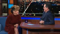 The Late Show with Stephen Colbert - Episode 11 - Taraji P. Henson, Aasif Mandvi, Kevin Camia