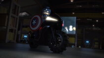 LEGO Marvel Super Heroes: Maximum Overload! - Episode 2 - Avengers Reassembled: Captain America Gets Punny!