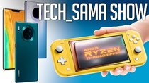 Aurelien_Sama: Tech_Sama Show - Episode 117 - Tech_Sama Show #117 : Huawei Mate 30 sans Play Store, Switch...