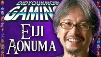 Did You Know Gaming? - Episode 326 - Eiji Aonuma: Reinventing Zelda to Breath of the Wild