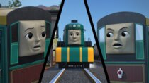 Thomas The Tank Engine & Friends - Episode 13 - Laid Back Shane