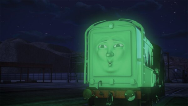 Thomas The Tank Engine & Friends - S23E12 - Diesel Glows Away