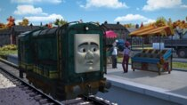 Thomas The Tank Engine & Friends - Episode 9 - Diesel Do Right