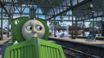 Thomas The Tank Engine & Friends - Episode 21 - Panicky Percy