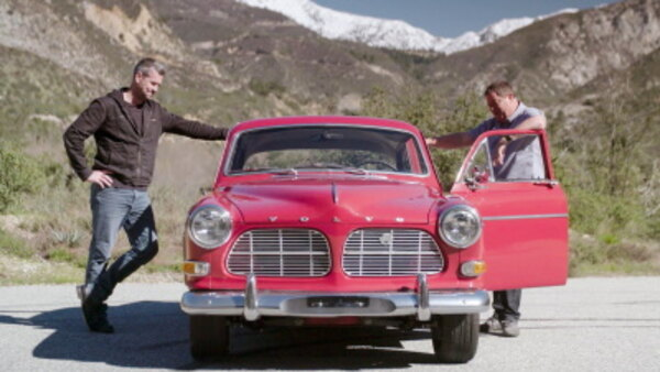 Wheeler Dealers - S19E01 - Volvo Amazon 122