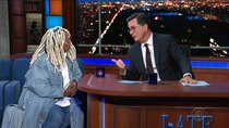 The Late Show with Stephen Colbert - Episode 14 - Whoopi Goldberg, Ta-Nehisi Coates