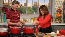 Rachael Ray - Episode 13 - David Burtka Is Back To Co-host With Rachael
