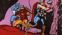 The Mighty Thor   - Episode 13 - Molto, The Lava Man/Invasion Of The Lava Men/Living Rock