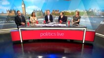 Politics Live - Episode 151 - 27/09/2019