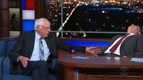 The Late Show with Stephen Colbert - Episode 16 - Sen. Bernie Sanders, Brittany Howard