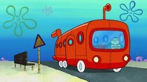 SpongeBob SquarePants - Episode 19 - Squid's on a Bus