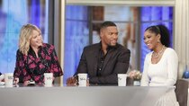 The View - Episode 21 - Michael Strahan, Sara Haines & Keke Palmer; Allison Tolman