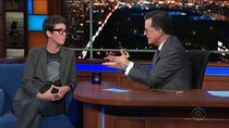 The Late Show with Stephen Colbert - Episode 19 - Rachel Maddow, Thom Yorke