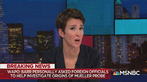 The Rachel Maddow Show - Episode 190 - October 1, 2019
