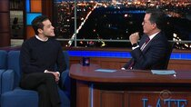 The Late Show with Stephen Colbert - Episode 20 - Rami Malek, Jill Soloway, Leah Bonnema