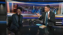 The Daily Show - Episode 3 - Jacqueline Woodson